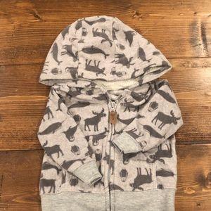 Carters Fleece Jacket
